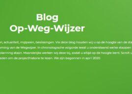 #10 WegwijzerInWording.nl geopend!